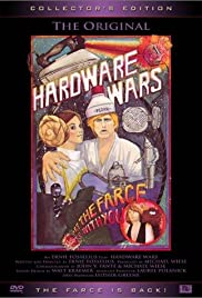 Hardware Wars (1978) Poster - Movie Forum, Cast, Reviews