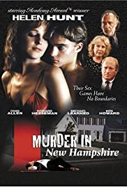 Murder in New Hampshire: The Pamela Wojas Smart Story (1991) Poster - Movie Forum, Cast, Reviews