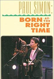 Paul Simon: Born at the Right Time Poster