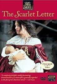 The Scarlet Letter Poster