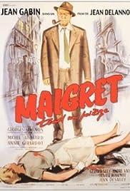 Inspector Maigret Poster