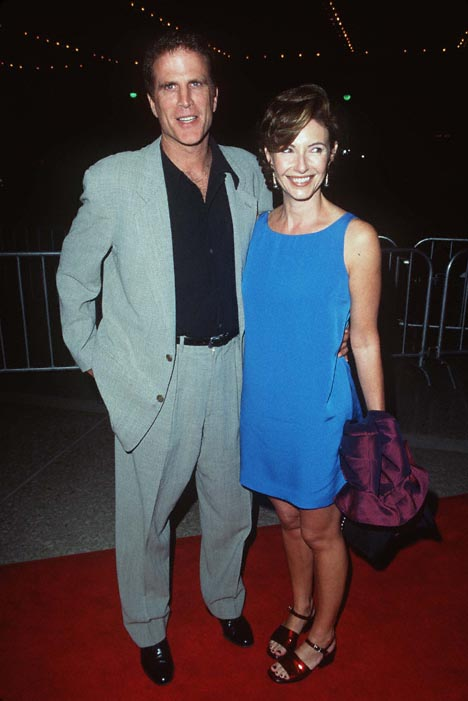 Ted Danson and Mary Steenburgen at an event for That Thing You Do! (1996)