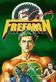 Crying Freeman 4: A Taste of Revenge Poster