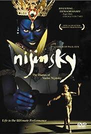 Nijinsky: The Diaries of Vaslav Nijinsky Poster