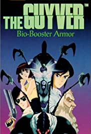 Guyver: The Bioboosted Armor Poster - TV Show Forum, Cast, Reviews