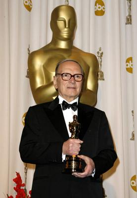 Ennio Morricone at The 79th Annual Academy Awards (2007)