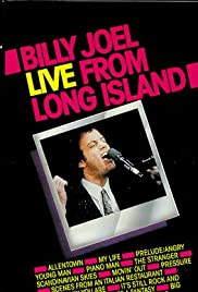 Billy Joel: Live from Long Island Poster