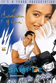 Aap Mujhe Achche Lagne Lage (2002) Poster - Movie Forum, Cast, Reviews