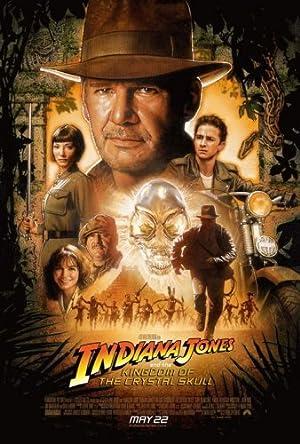 Indiana Jones: E o Reino da Caveira de Cristal Dublado HD 720p