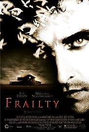 Frailty Poster