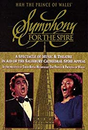 Symphony for the Spire Poster