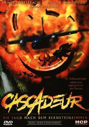 Cascadeur poster