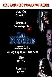 La noche Poster