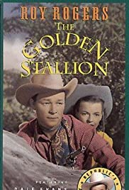 The Golden Stallion Poster