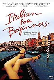 Italiensk for begyndere Poster