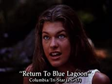 Return to the Blue Lagoon