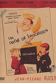 Un drôle de paroissien Poster