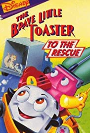 The Brave Little Toaster to the Rescue (1997) Poster - Movie Forum, Cast, Reviews