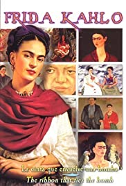 Frida Kahlo: A Ribbon Around a Bomb Poster