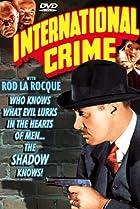 International Crime (1938) Poster