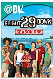 Flight 29 Down Poster