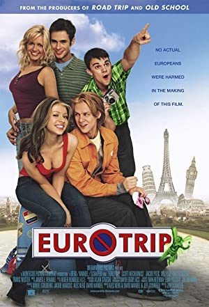 Eurotrip 2004 BluRay Dubbed In Hindi