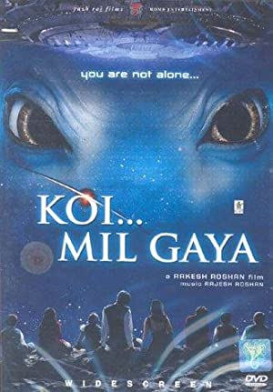 Koi... Mil Gaya poster