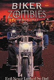Biker Zombies from Detroit Poster