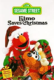 Elmo Saves Christmas Poster