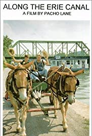 Along the Erie Canal Poster