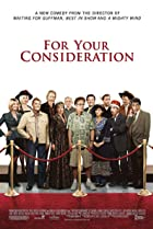 Image of For Your Consideration