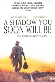 A Shadow You Soon Will Be Poster