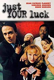 Just Your Luck Poster