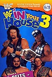 WWF in Your House 3 Poster