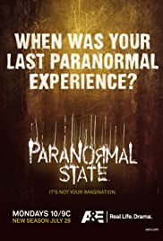 Paranormal State Poster - TV Show Forum, Cast, Reviews