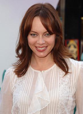 Melinda Clarke at Chicken Little (2005)