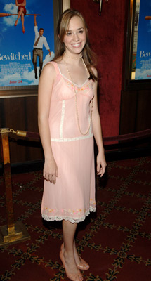 Andrea Bowen at an event for Bewitched (2005)