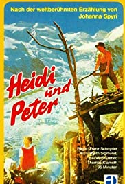 Heidi and Peter (1955) Poster - Movie Forum, Cast, Reviews