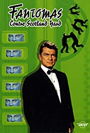 Fantomas vs. Scotland Yard Poster