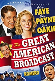 The Great American Broadcast (1941) Poster - Movie Forum, Cast, Reviews