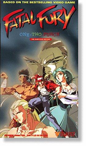 ver Fatal Fury OVA 1