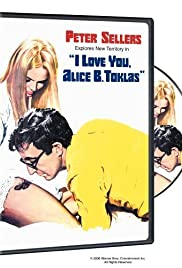 I Love You, Alice B. Toklas! Poster