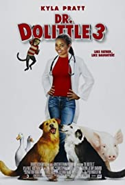 Dr. Dolittle 3 (2006) Poster - Movie Forum, Cast, Reviews