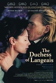 The Duchess of Langeais Poster