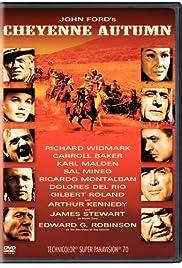 Cheyenne Autumn Poster