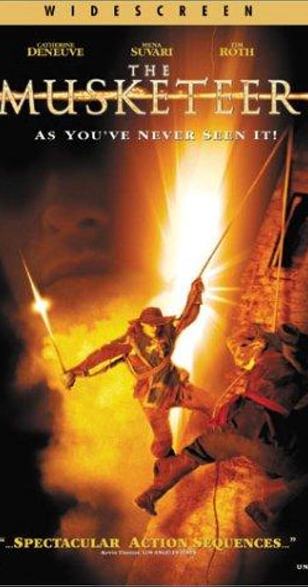 The Musketeer (2001) - IMDb