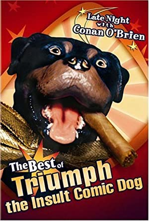 watch Late Night with Conan O'Brien: The Best of Triumph the Insult Comic Dog full movie 720
