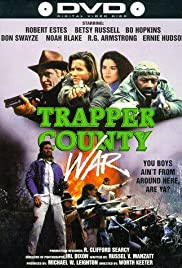 Trapper County War (1989) Poster - Movie Forum, Cast, Reviews