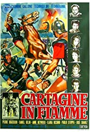Carthage in Flames (1960) Poster - Movie Forum, Cast, Reviews