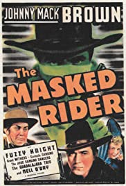 The Masked Rider Poster